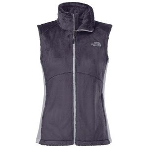 The North Face Osito Tech Fleece Vest Gray c664